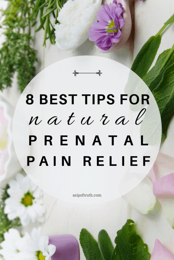 8 Tips to Relieve Pain in Pregnancy image
