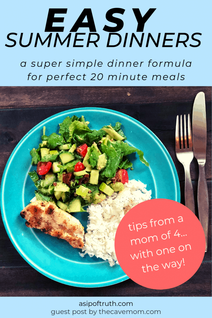 Easy Summer Dinners - Simple Summer Meals