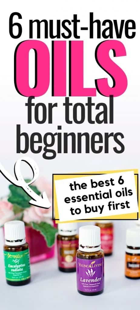 What are the must have essential oils for beginners? And where should I buy them? YL essential oils, Plant Therapy or Edens Garden… hmmmm. Click to read the 6 must have essential oils to buy first and where to buy them. #essentialoils #YL #planttherapy