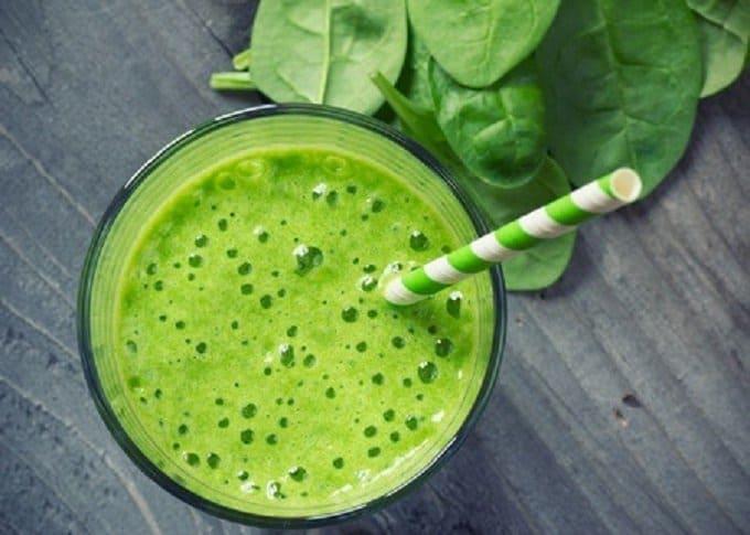 avocado lactation smoothie - green lactation smoothie